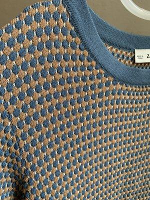 Zara Pull oversize multicolore