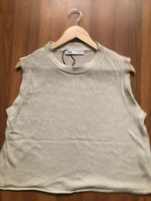 ZARA Strick Top