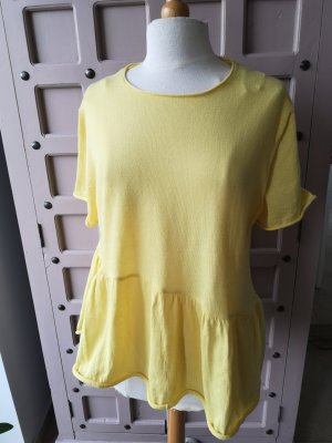 Zara Strick Top Strick Oberteil Oversized Gr S