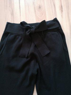 Zara Pantalone di lana nero
