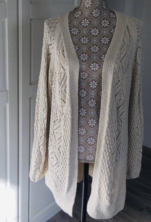 Zara Strickjacke 100% Baumwolle