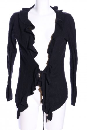Zara Cardigan black business style
