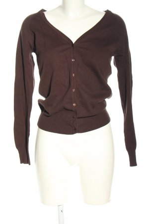 Zara Cardigan brown business style