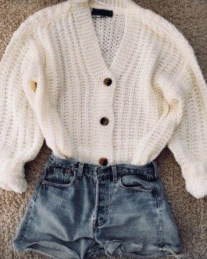 Zara Cardigan white