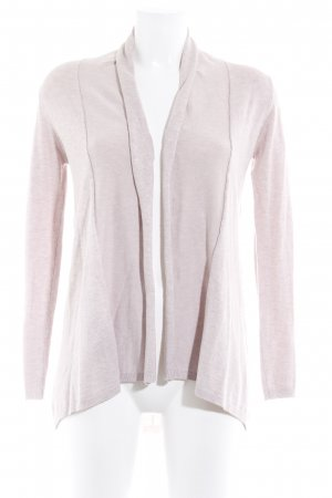 Zara Strickjacke altrosa Casual-Look