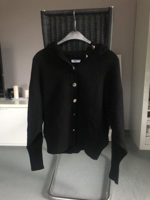 Zara Strickjacke / Cardigan in schwarz 36S