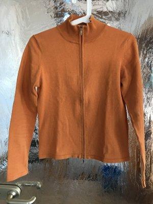 ZARA Strickjacke Gr 36 oder 38 orange