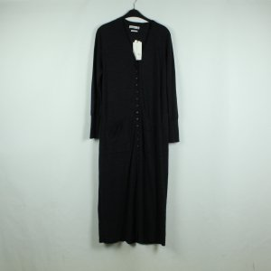 ZARA Strickkleid Gr. M anthrazit NEU (20/10/126*)