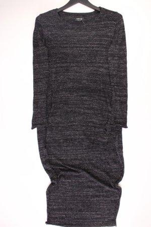 Zara Strickkleid Größe M Langarm grau