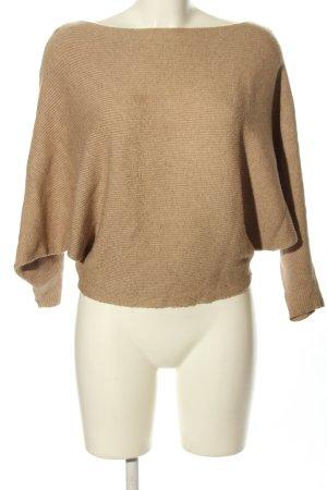 Zara Pull tricoté rose chair style décontracté