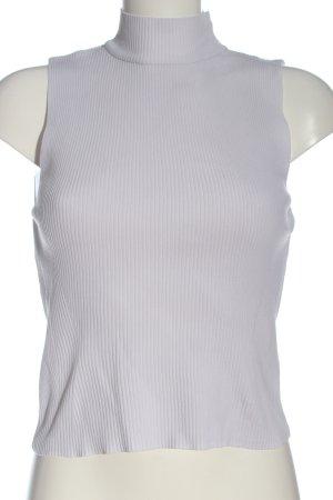 Zara Neckholder Top white casual look