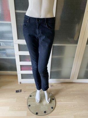 Zara Studio Jeans Gr L navy