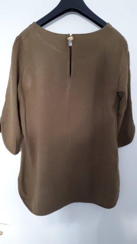 Zara Suit Bluse mit schönem Detail hinten
