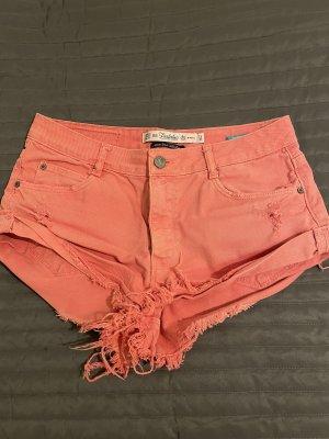 Zara summer shorts