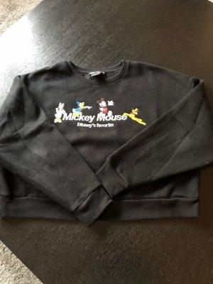 Zara Sweater mit Aufdruck