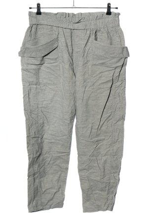 Zara Sweat Pants light grey flecked casual look