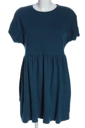 Zara Robe Sweat bleu style décontracté