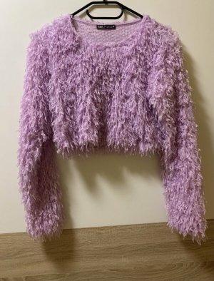 Zara Suéter rosa