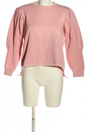 Zara Sweatshirt pink Casual-Look