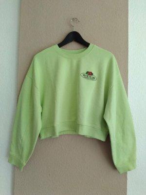 Zara Sweatshirt aus Baumwolle, Fruit of the Loom Collection, Grösse M oversize, neu