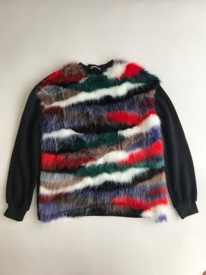 Zara Sweatshirt *Fake Fur*