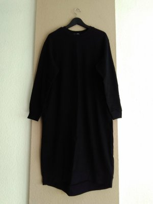 Zara Sweatshirt-Kleid aus 100 % Baumwolle, Grösse M oversize, neu