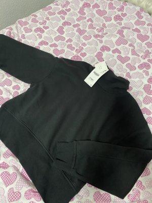 Zara Sweatshirt mit Hohen Kragen