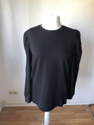 Zara Sweatshirt mit Puffärmeln