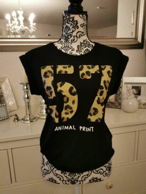 Zara T-shirt Animal Print