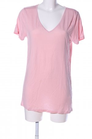 Zara T-Shirt pink Casual-Look