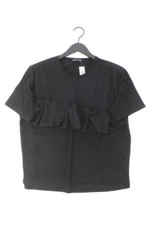 Zara T-Shirt Größe L Kurzarm schwarz