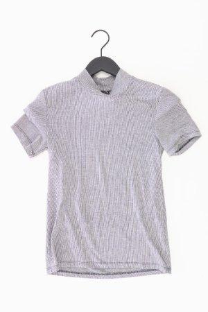 Zara T-Shirt Größe M Kurzarm grau