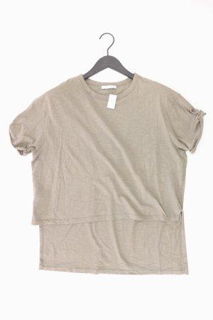 Zara T-Shirt Größe M Kurzarm olivgrün