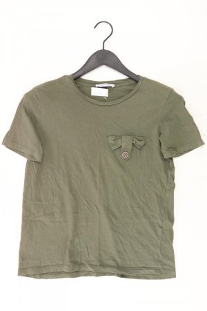 Zara T-shirt olijfgroen