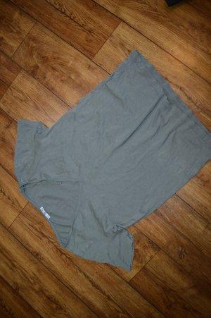 zara T-Shirt in grau Gr. 38