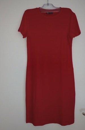 Zara T-shirt - Kleid