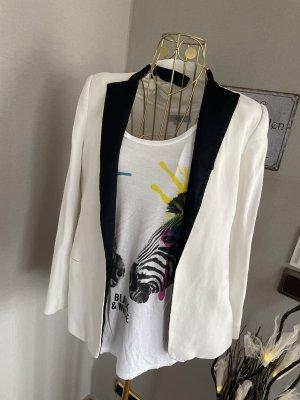 Zara Oversized Shirt multicolored