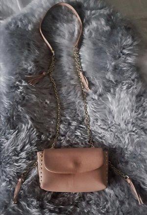 Zara Borsellino color oro rosa-oro