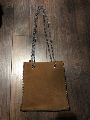 Zara Tasche mit Kettenhenkeln