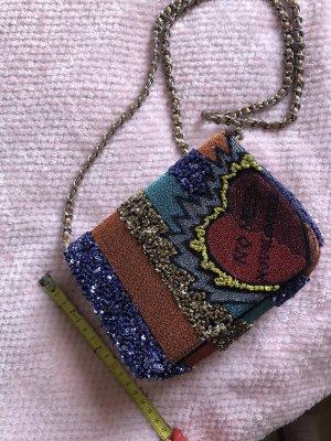 Zara Tasche mit Perlen