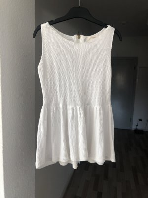 Zara Knit Tuniek wit