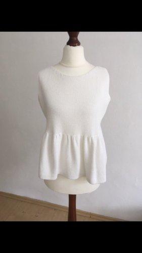 Zara Crochet Top white