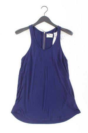 Zara Top Größe L neu mit Etikett Neupreis: 14,95€! blau aus Viskose