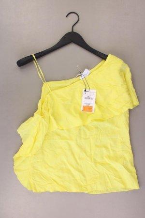 Zara Top Größe S neu mit Etikett Neupreis: 19,9€! gelb aus Viskose