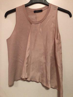 Zara top rosa