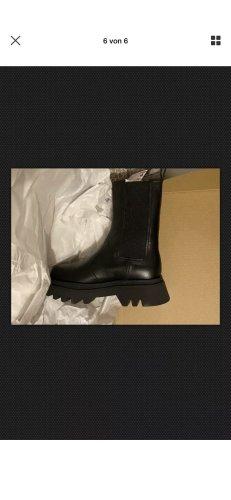 Zara Track Sohle Stiefel ausverkauft