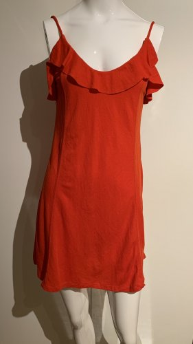 Zara Träger Kleid