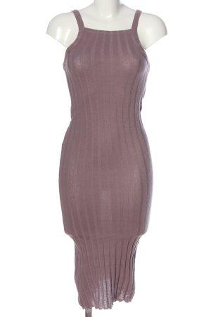 Zara Trägerkleid lila Casual-Look