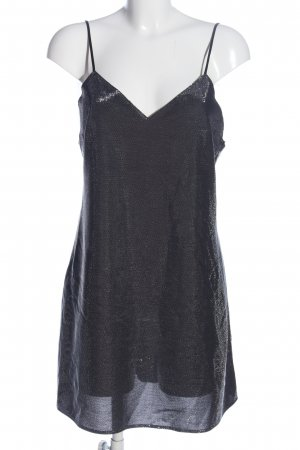 Zara Trägerkleid hellgrau Elegant