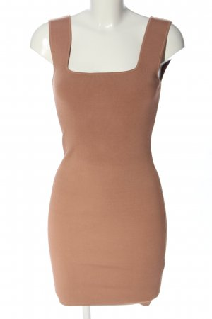Zara Trägerkleid pink Casual-Look